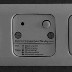 Das Update der bewährten anemox UP-Steuerung 220 Volt geht in Serie