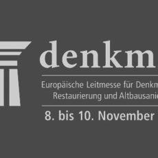 Denkmal Leipzig 2018 – Leitmesse für Denkmalpflege und Altbausanierung
