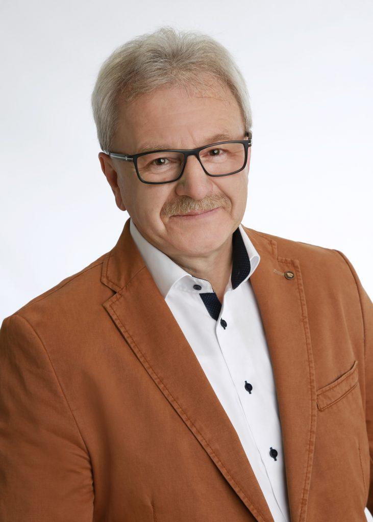 Wolfgang Ludwig, Inhaber und Geschäftsführer ALPHATHERM Zwickau GmbH